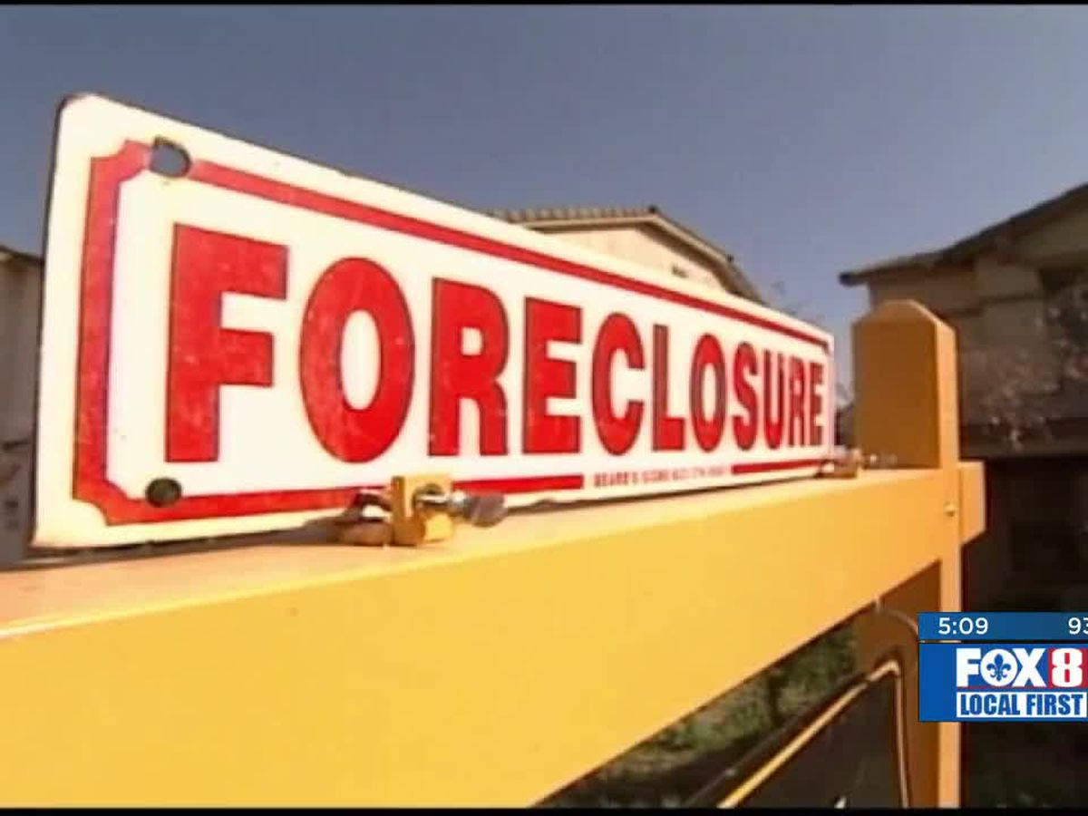 Legal Services office sees massive increases in foreclosure, and unemployment calls