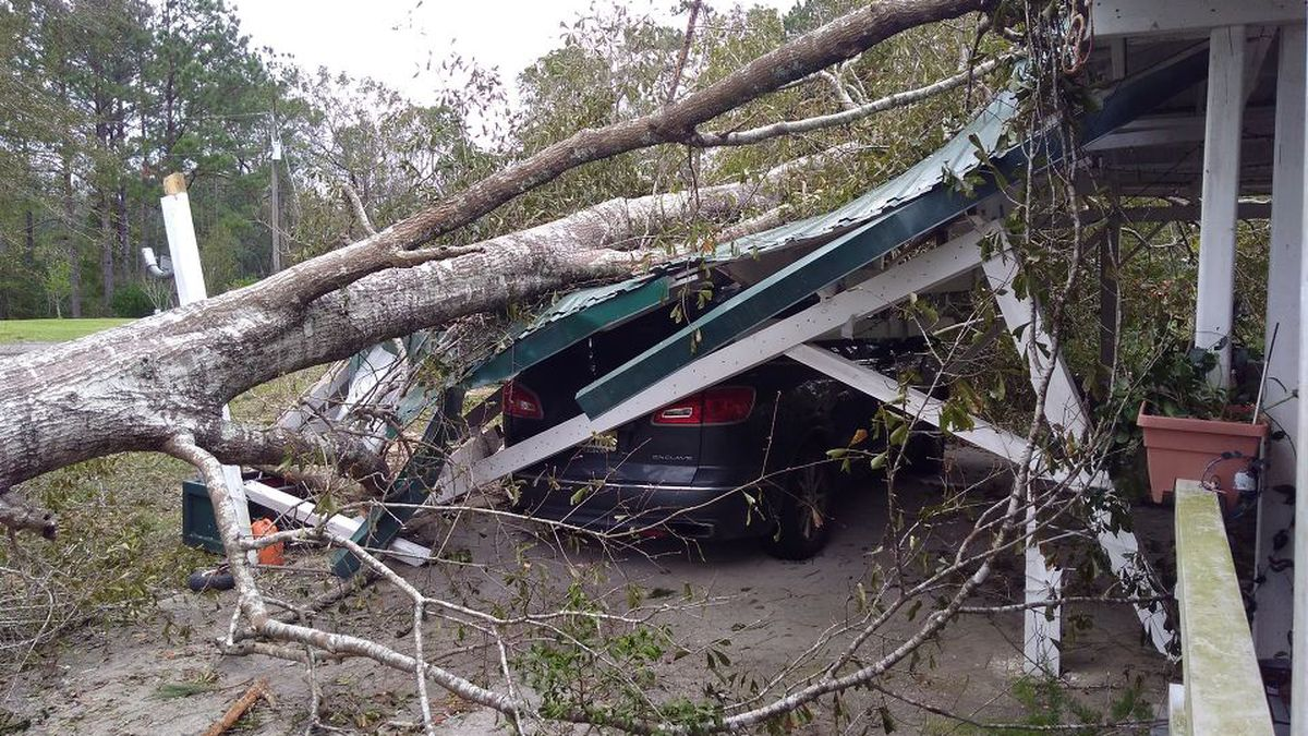 MEMA Preliminary Report: Over 32K homes damaged in Zeta, most of them in Harrison County