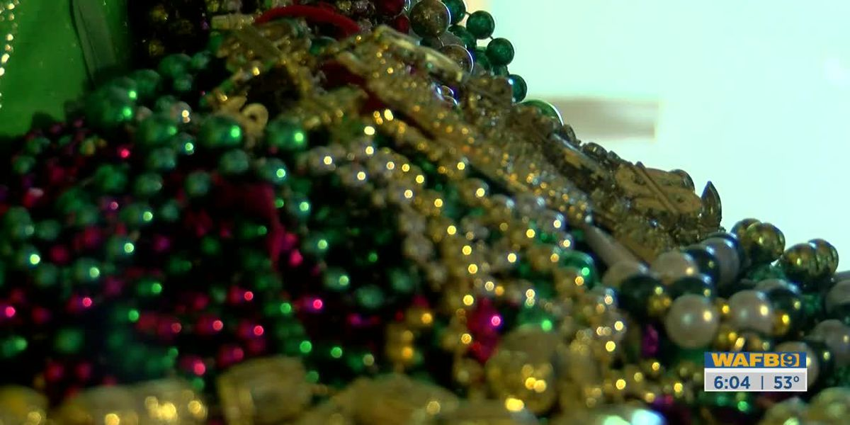 Some Mardi Gras krewes throwing more environmentally friendly beads to help cut down on plastic waste