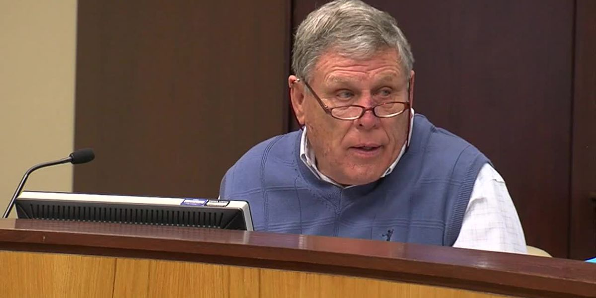 Commission chairman criticized for 'master race' comment during public meeting in KS