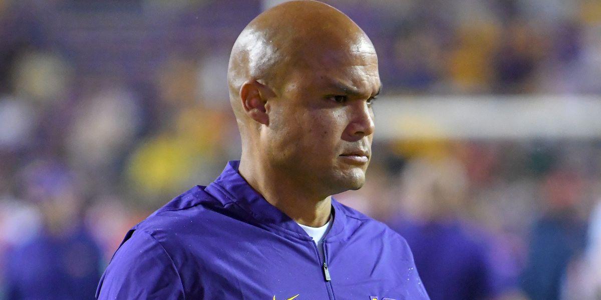 LSU's Aranda named nation's top LB coach