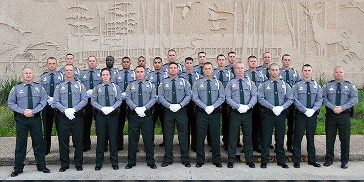 La. Dept. of Wildlife and Fisheries graduates new class of cadets