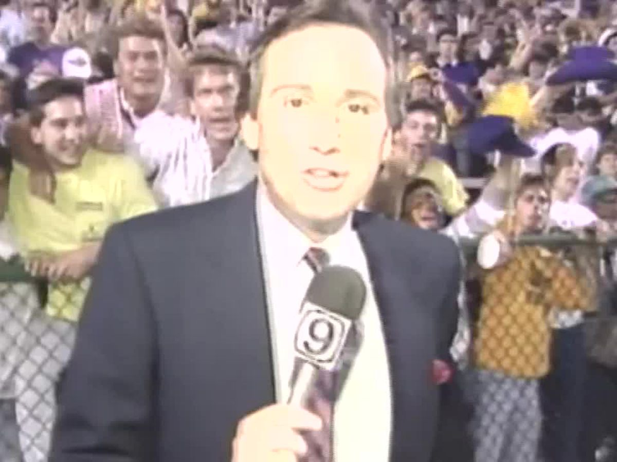 FLASHBACK FRIDAY: Preview of Tim Brando at WAFB for Fri., June 26