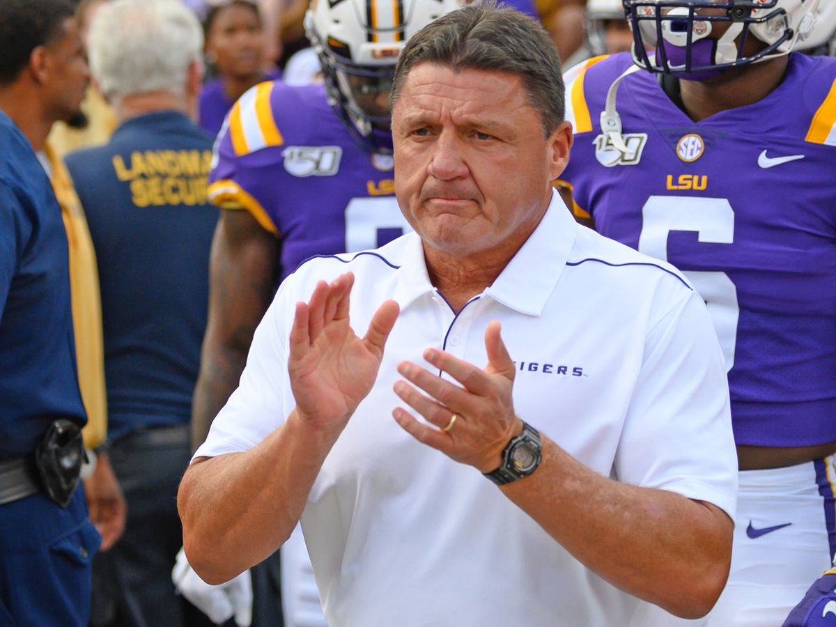 LSU remains at No. 4 in AP Top 25; Ohio St., Wisconsin, Cal move up