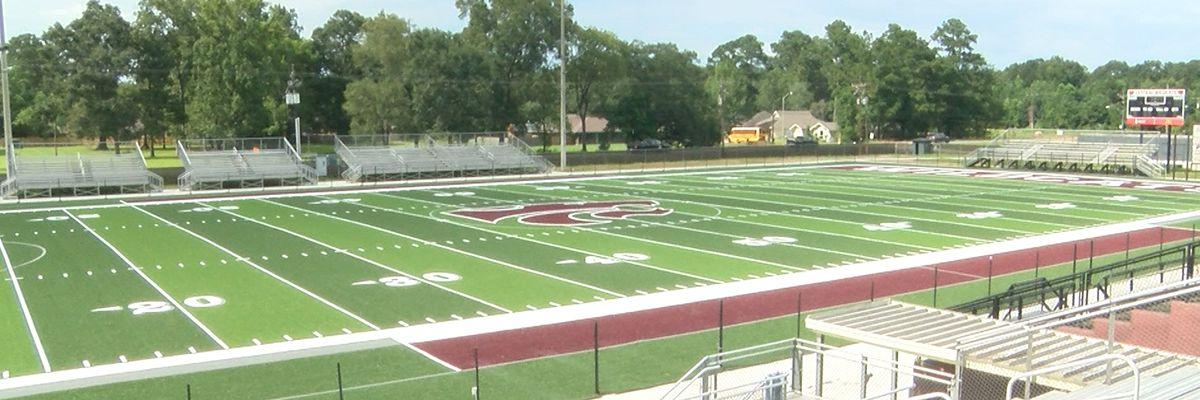 Gov. Edwards announces 50% capacity for high school football