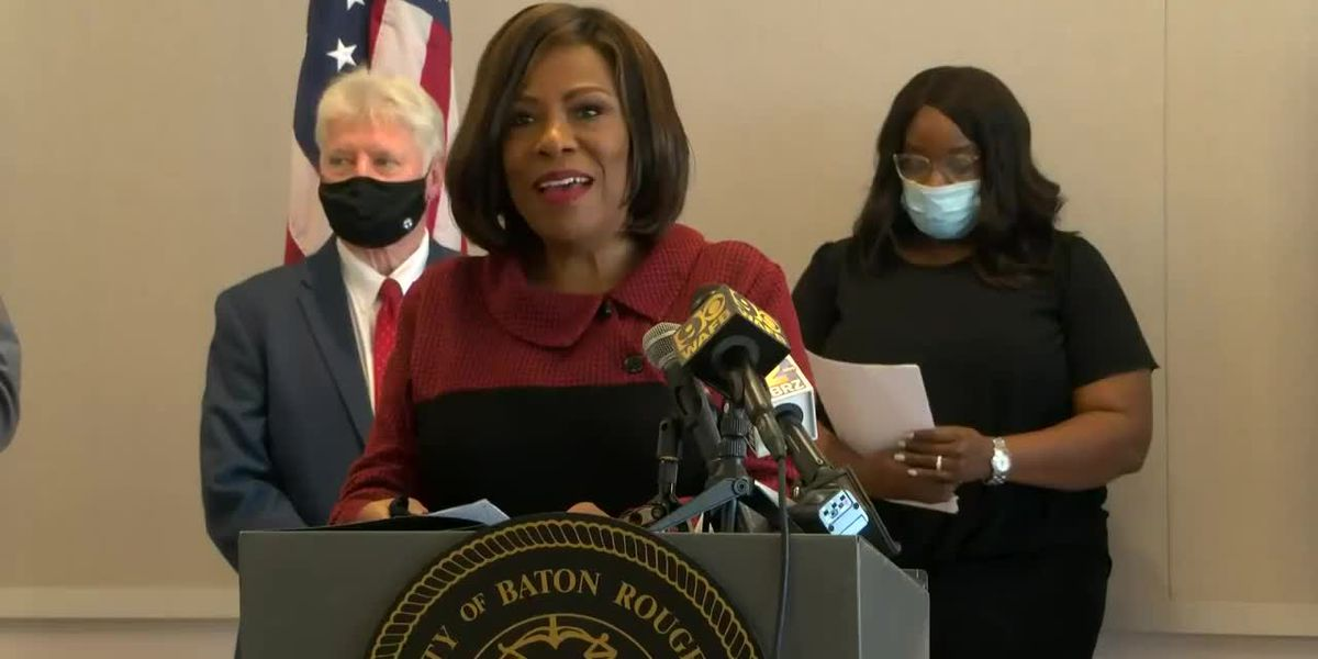 Mayor-President Broome announces resources for recent weather