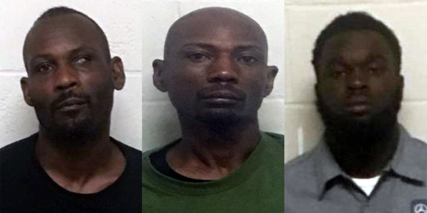 3 Men Charged in Murder of Baton Rouge Security Officer
