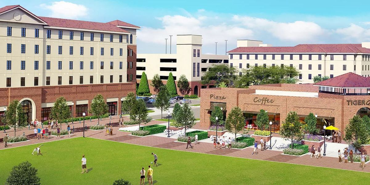 LSU to open urgent care clinic, new restaurant on campus
