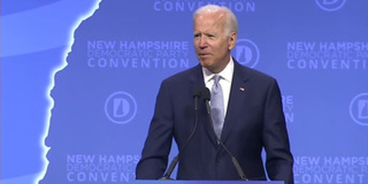 In New Hampshire, 2020 Dems urge voters to not play it safe