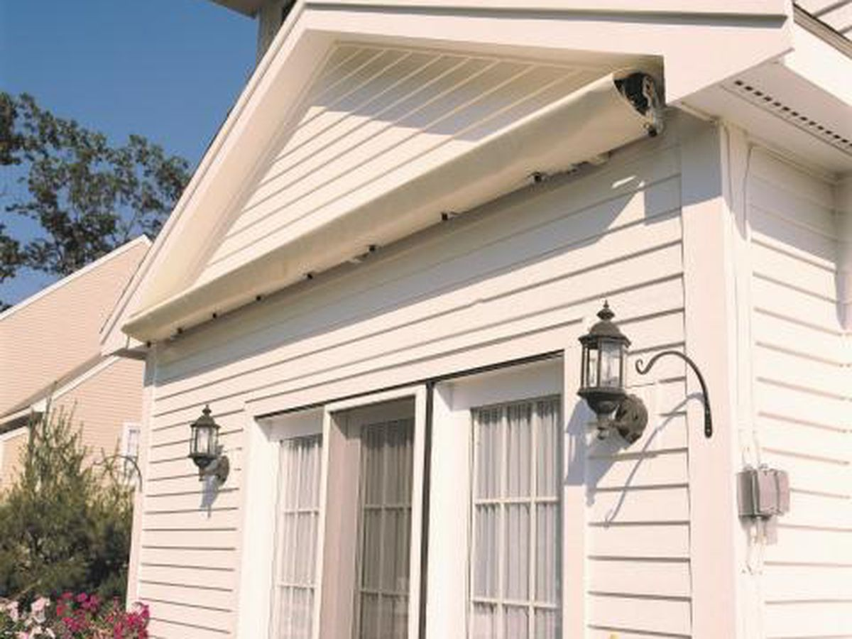 Vinyl covers for motorized awnings sold from 1999 to 2019 linked to 1 death, 14 incidents
