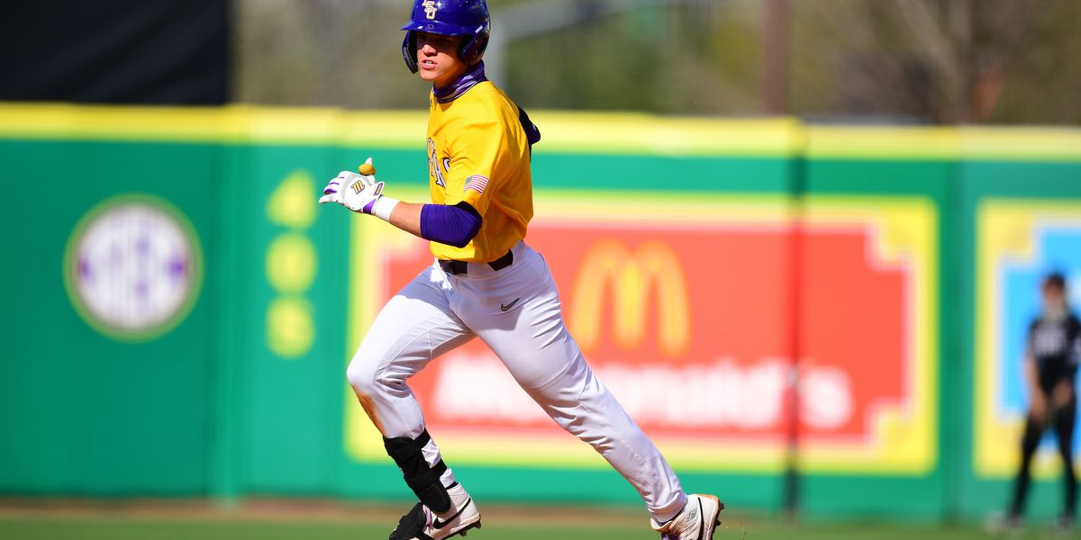 No. 19 LSU avoids sweep with 8-3 win over No. 3 Mississippi State