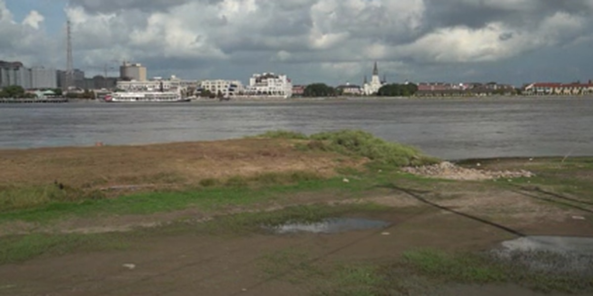 Historic flood fight in Mississippi River over, Corps says
