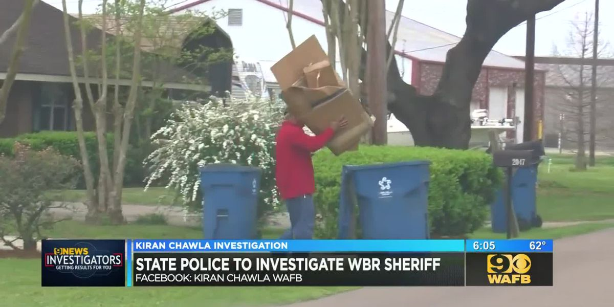 LSP launches investigation in WBR Sheriff after 9News Investigation