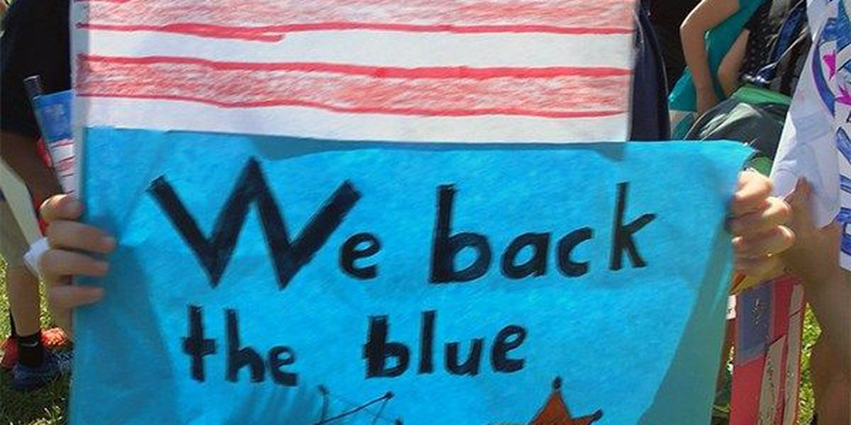 Elementary school in Walker honors fallen EBRSO deputy