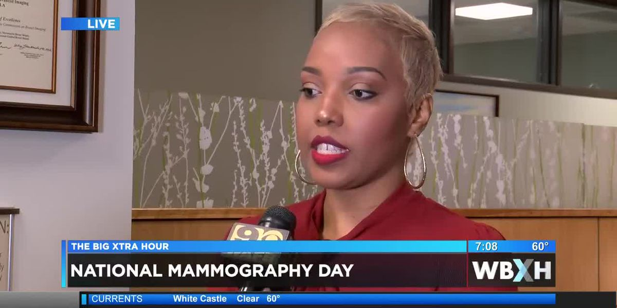 Woman's Hospital encourages women to get mammograms on National Mammography Day - 7 a.m.