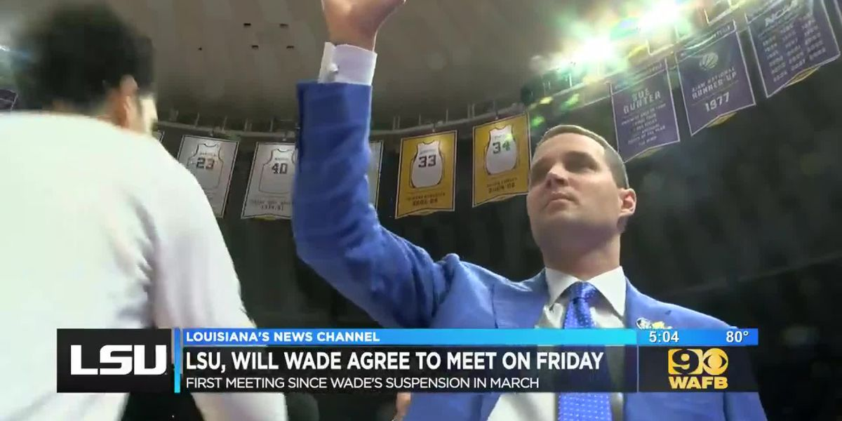 Will Wade to meet with LSU officials amid FBI wiretap controversy