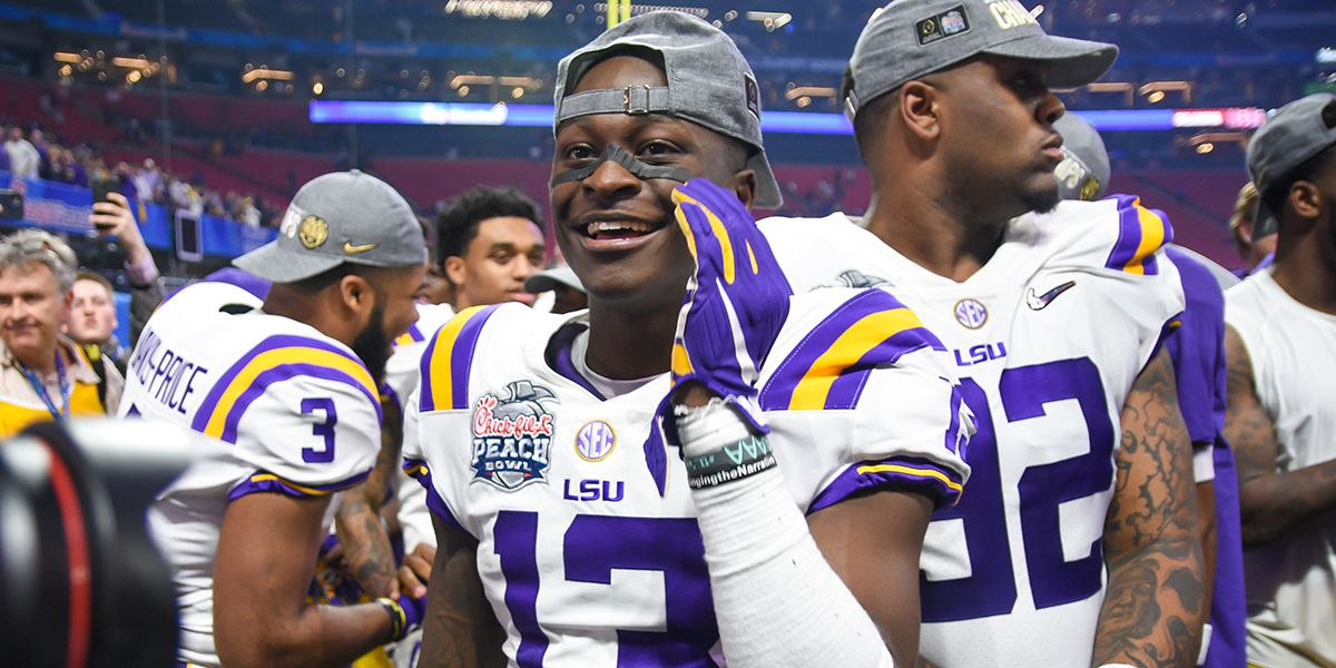 'A 10,000 megawatt smile' - Kirklin a key piece to LSU's chemistry and camaraderie