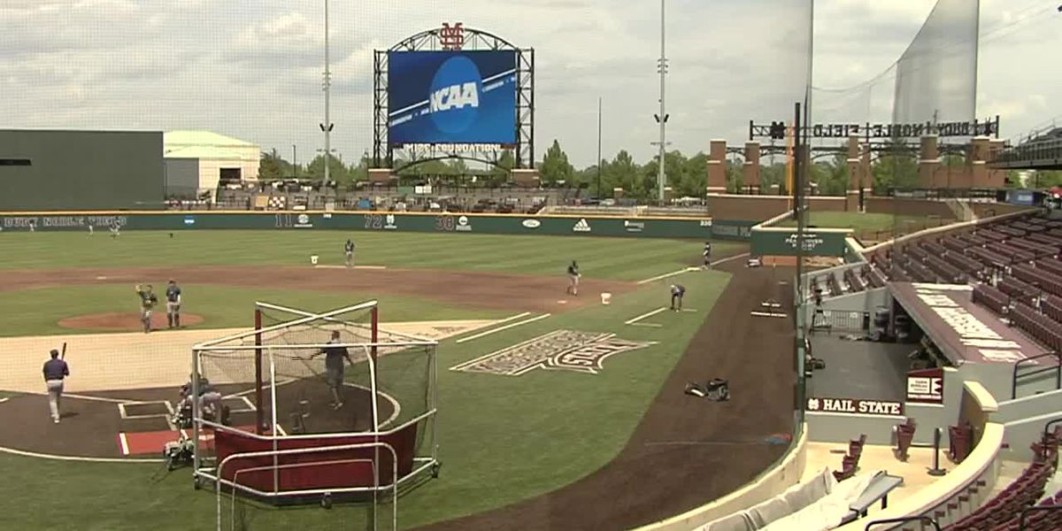 Southern practices before NCAA Regional showdown with Mississippi State