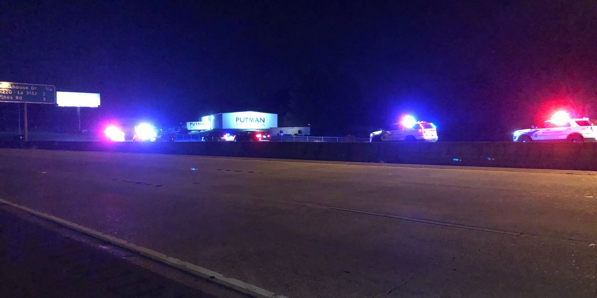 SPD: Woman survives shooting on I-20, two injured; suspect sought