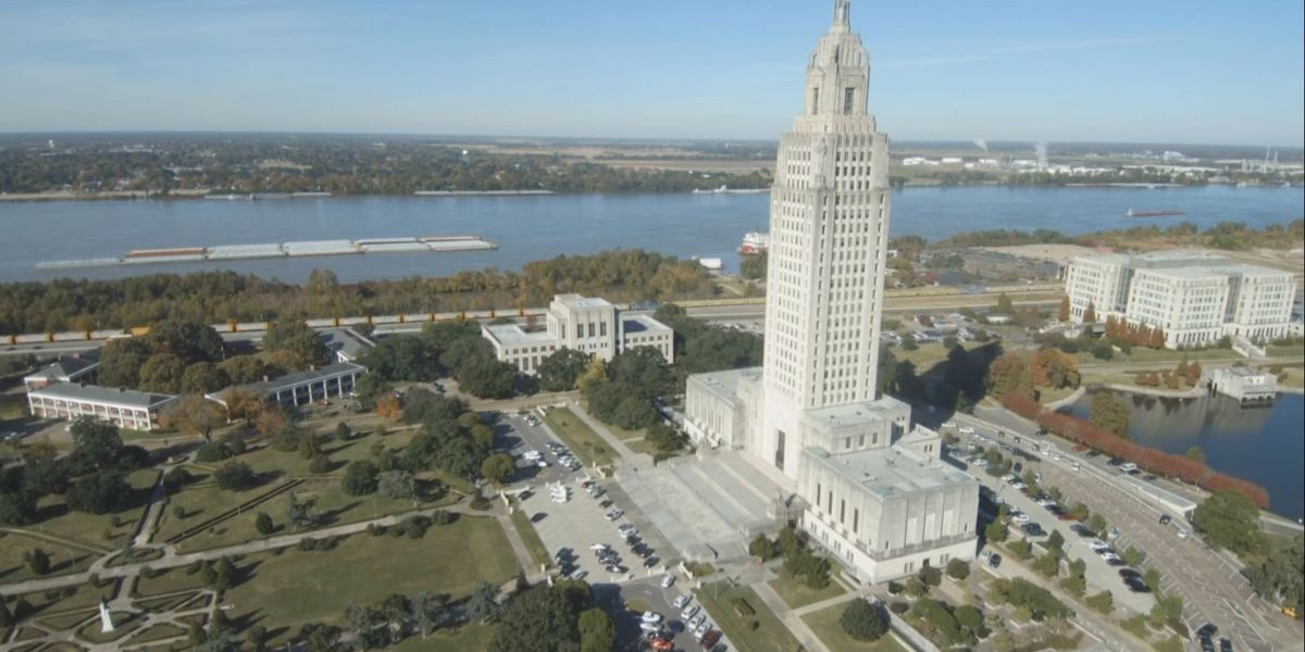 Louisiana lawmakers return for short, election year session