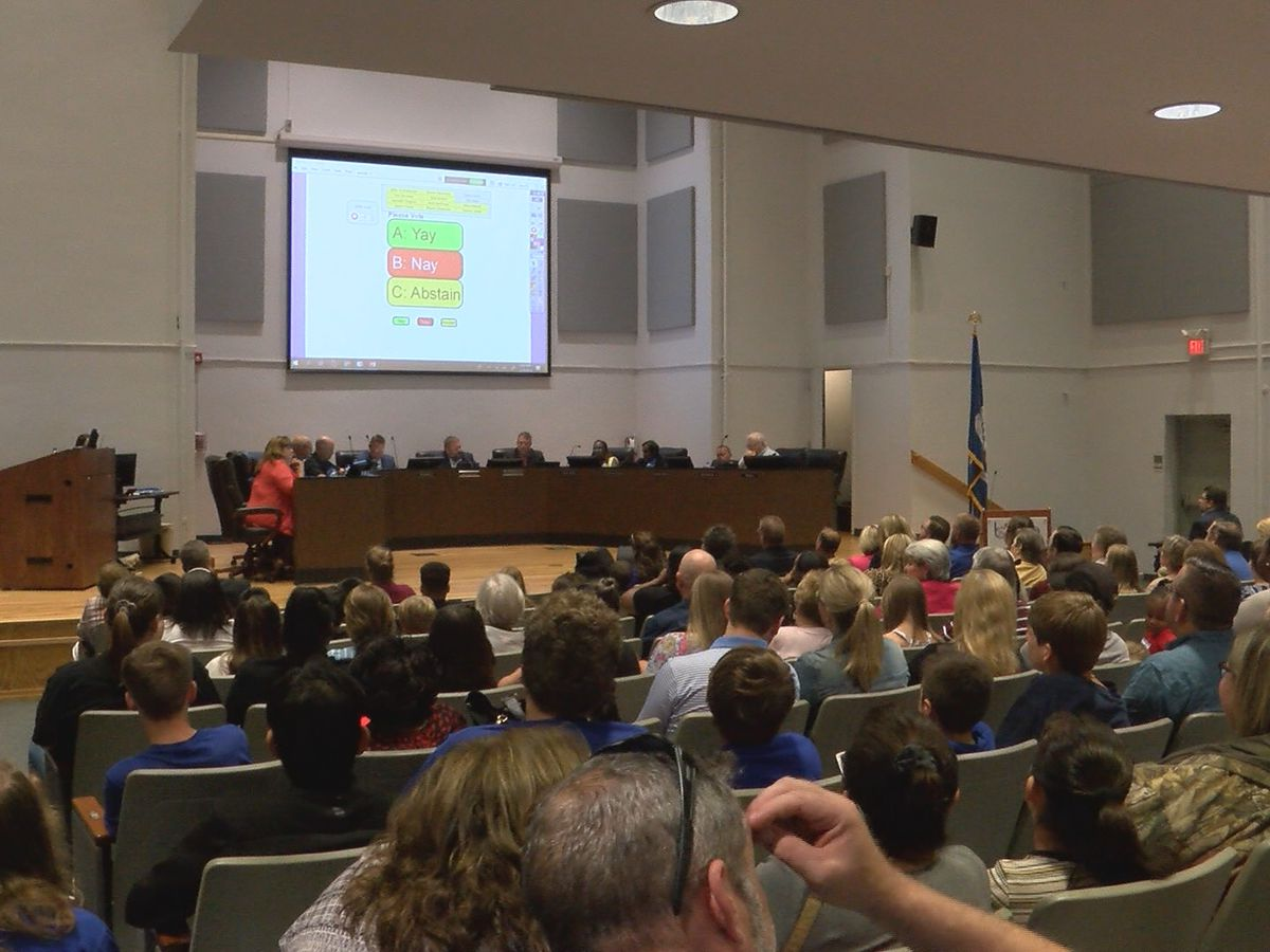 Bossier Parish educators say fight for pay raise is a marathon, not a sprint