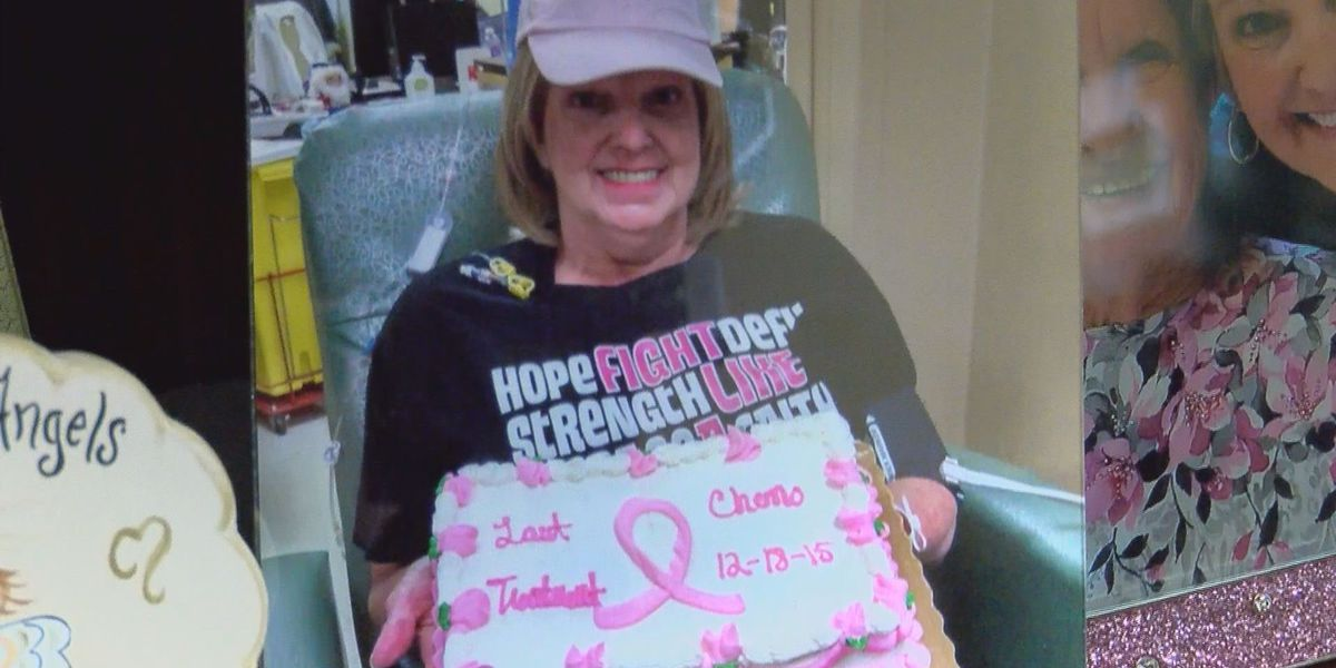 South Georgia woman defeats breast cancer twice while caring for ill husband