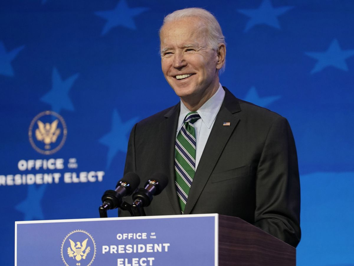 Biden has set sky-high expectations. Can he meet them?