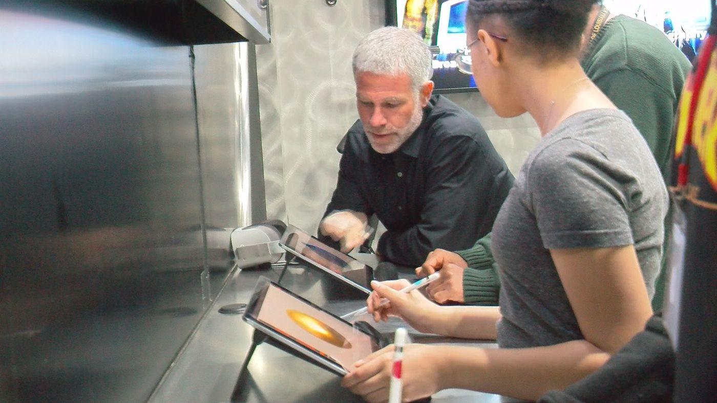 Full Sail University visits Lee High to teach students tech savvy skills