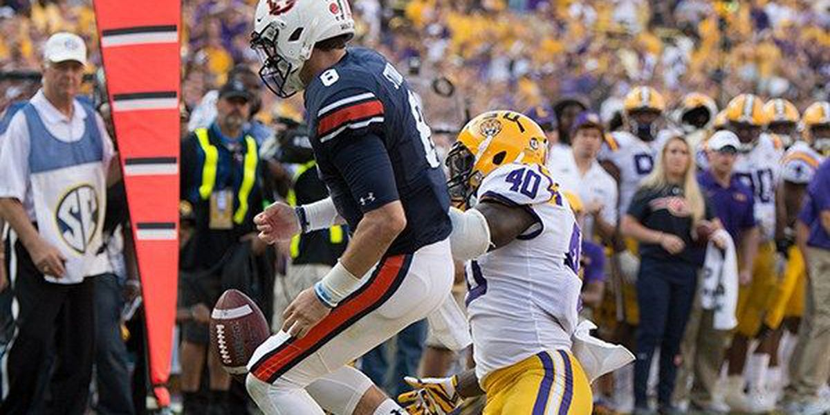 LSU at Ole Miss: By the Numbers