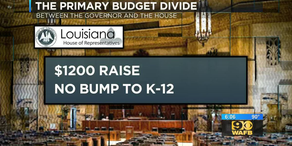 State budget expected to advance Monday with education amendments