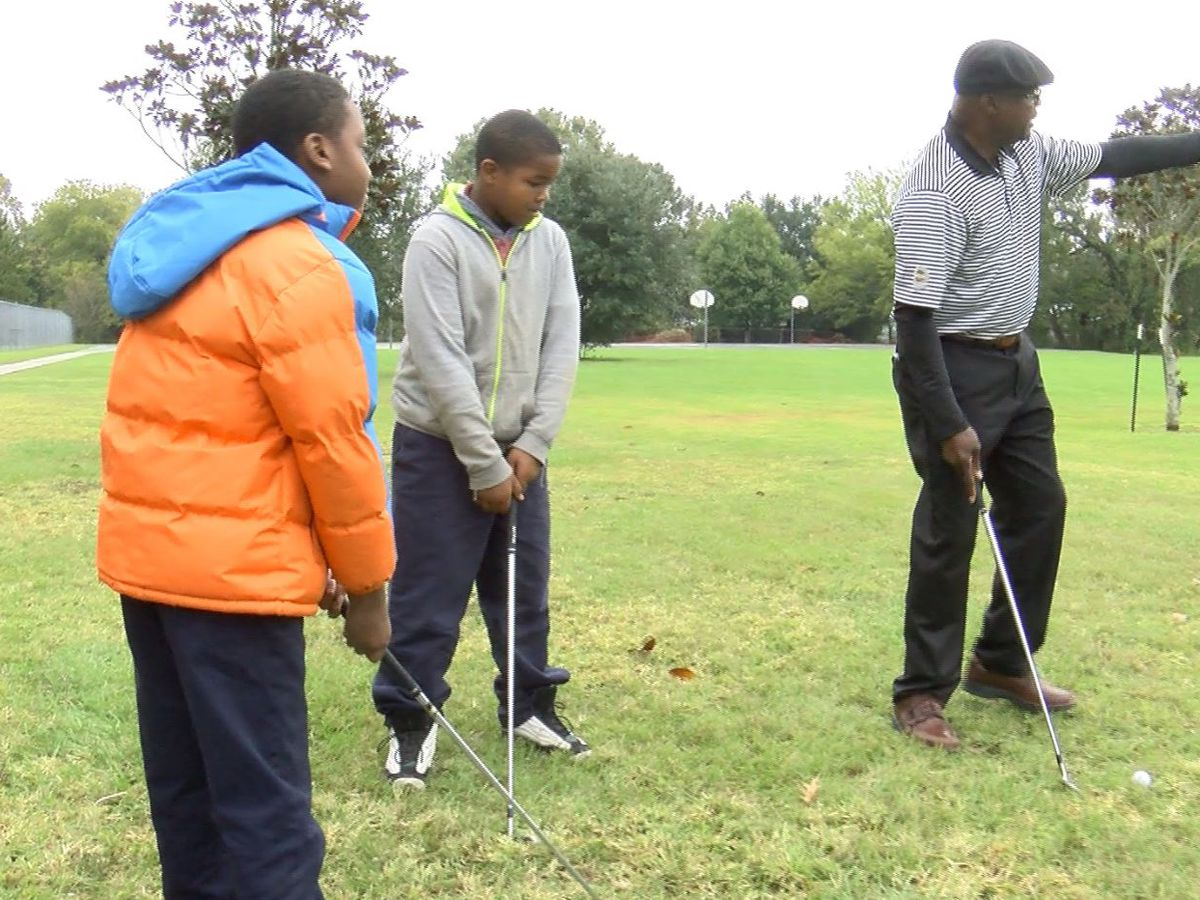 Capitol Elementary starting golf program at school thanks to donation