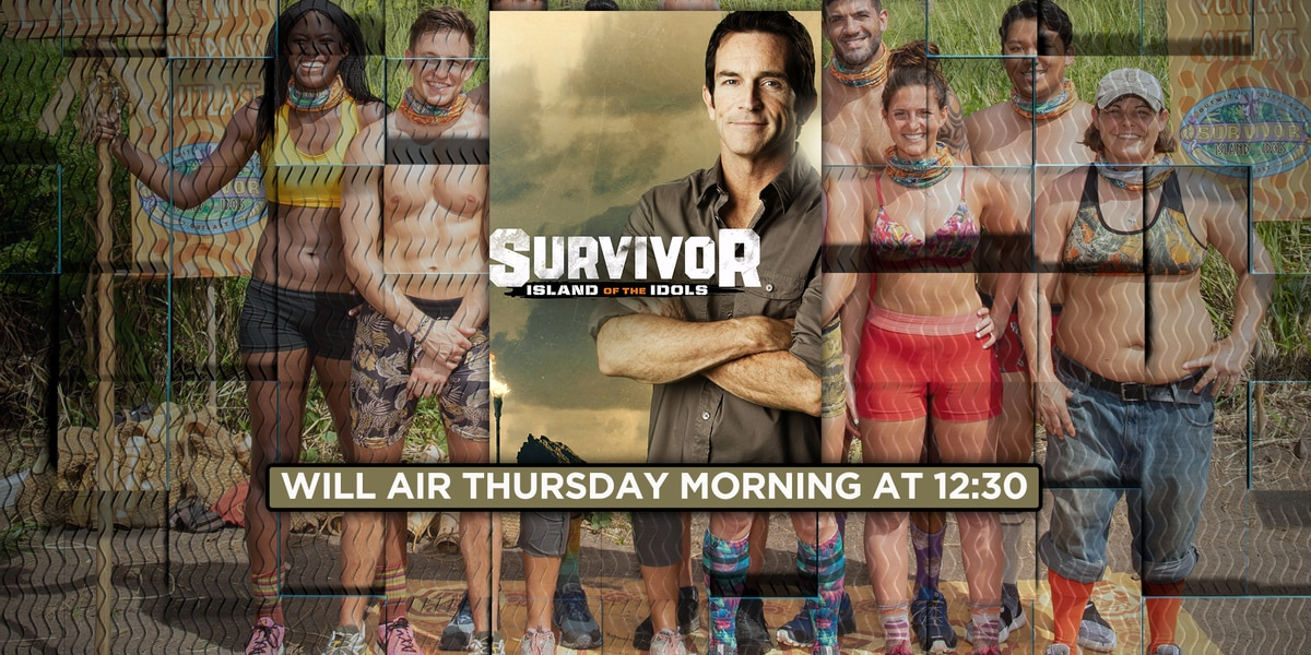 CBS's 'Survivor' to air late because of final gubernatorial debate