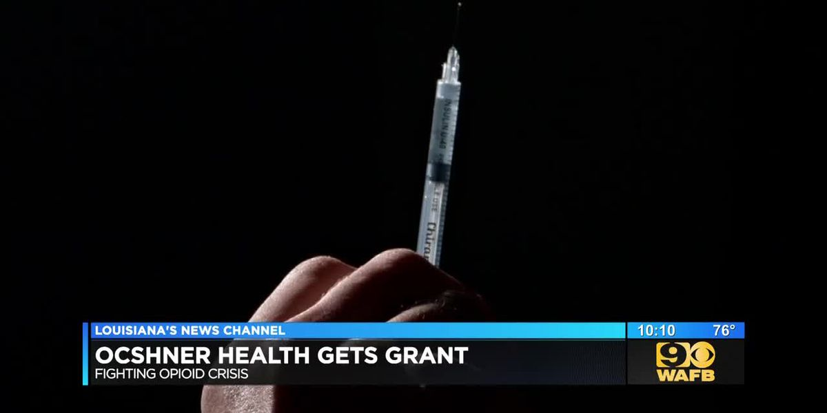 Ocshner Health gets grant