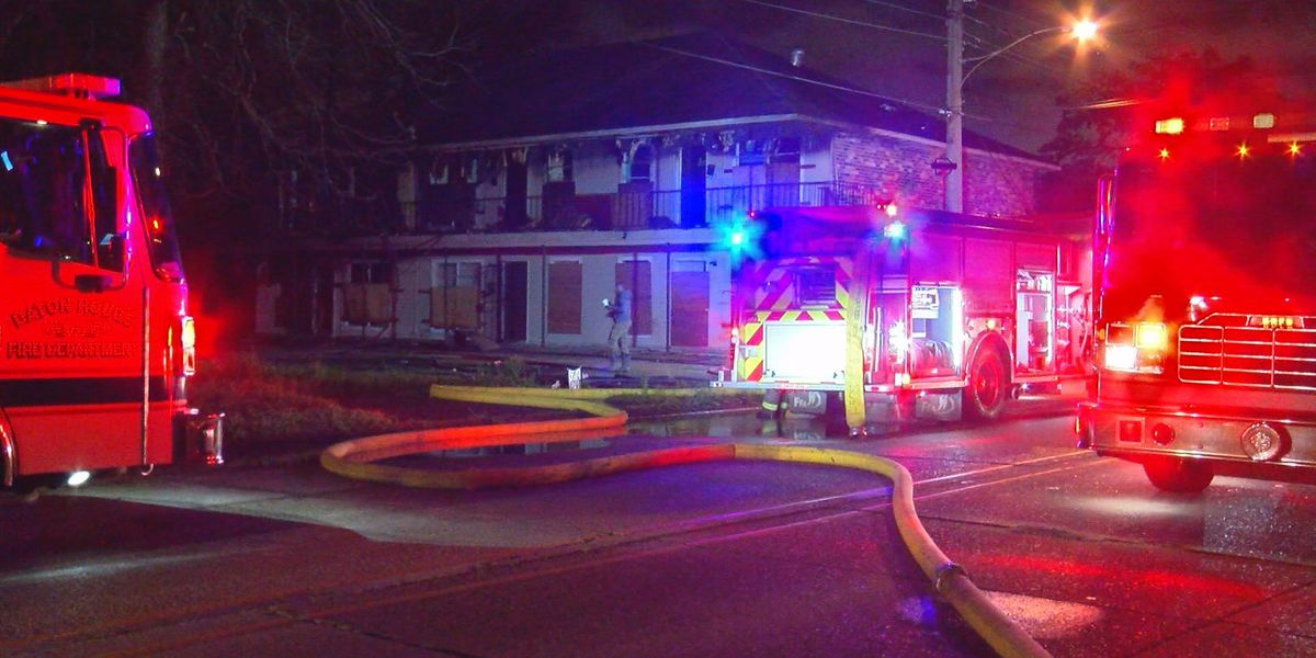 Arson suspected in vacant apartment blaze on N. 22