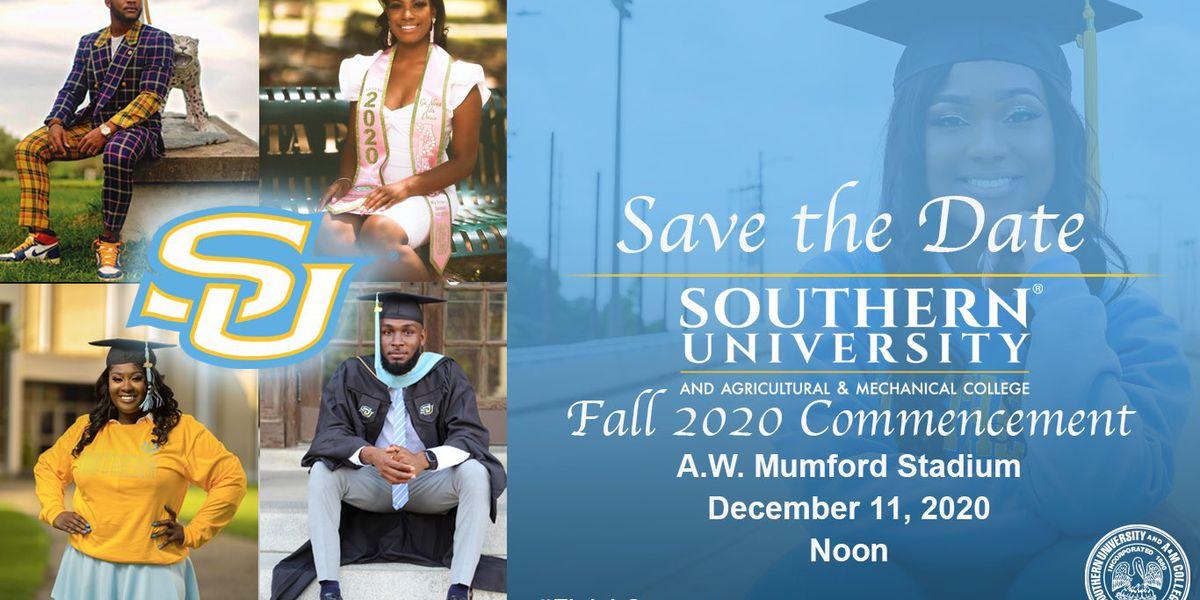SU announces in-person fall commencement ceremony