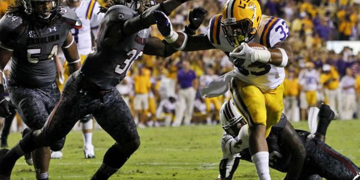 REPORT: Former LSU RB Jeremy Hill back in the NFL