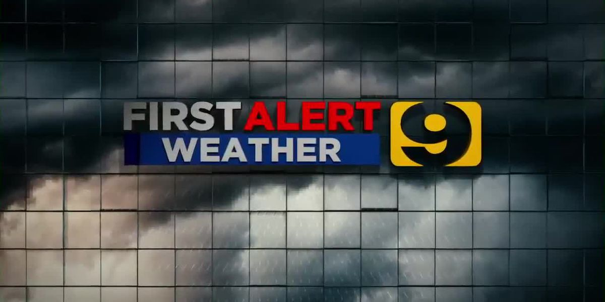FIRST ALERT FORECAST: Rain remains the big weather story