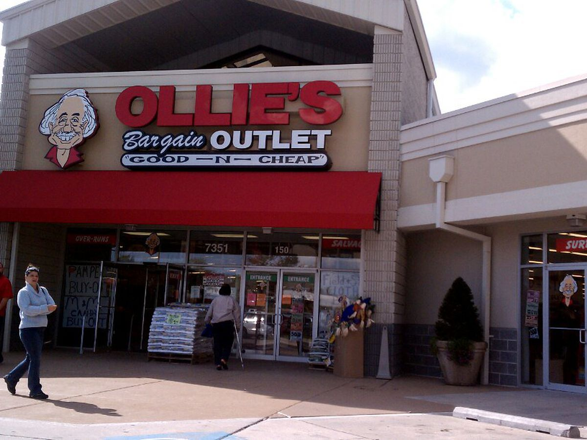Ollie's Bargain Outlet to open three stores in Baton Rouge area