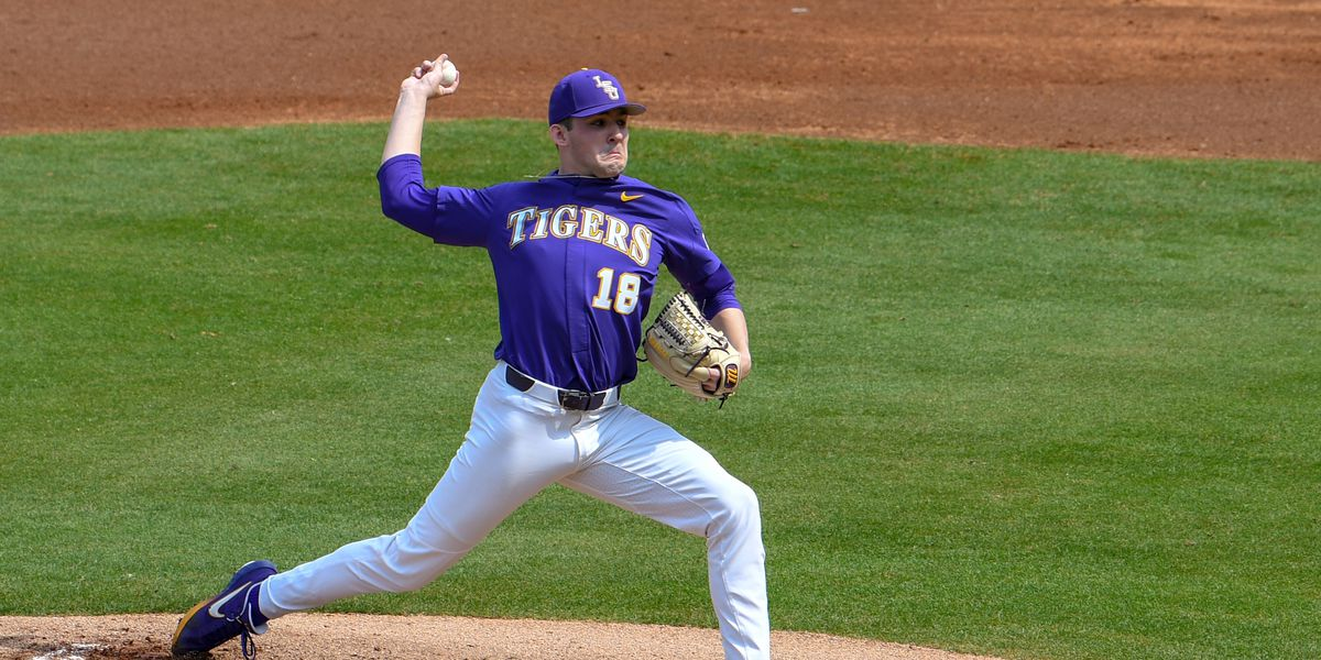 LSU's Henry earns SEC weekly honor