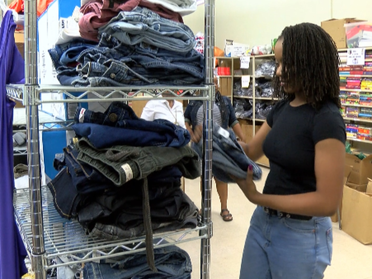 Jalynn's Jeans: Caddo Magnet High student fights homelessness