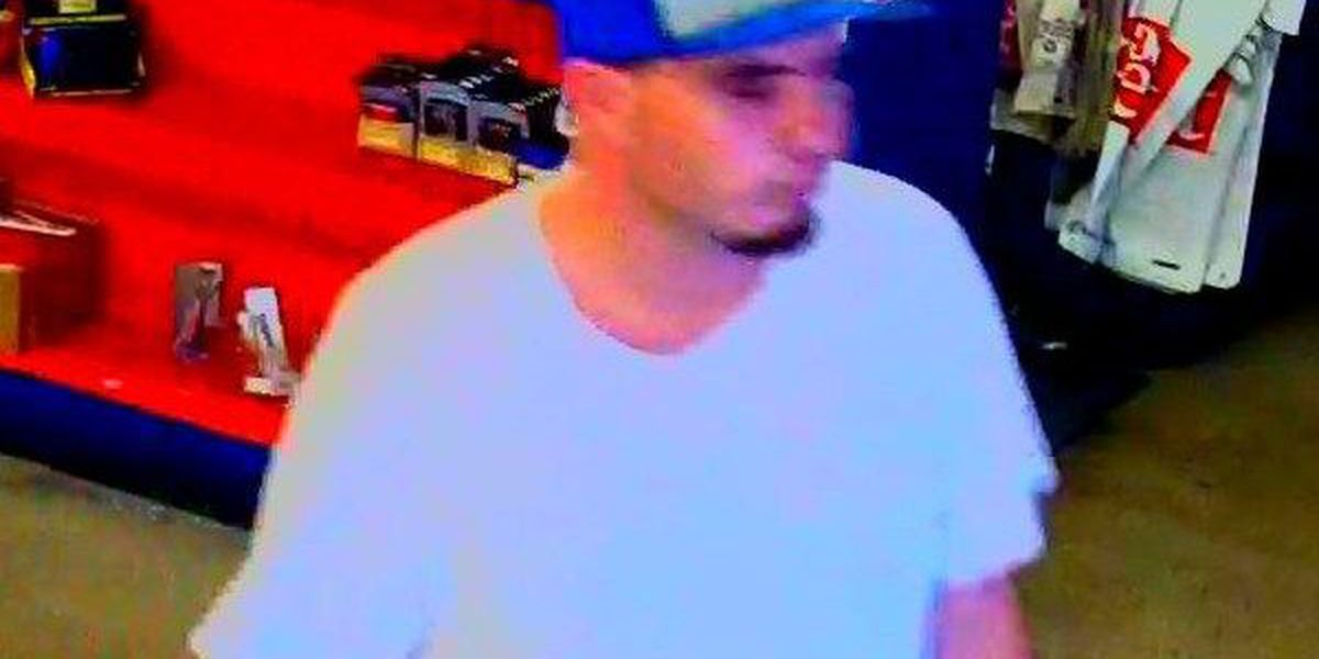 MCPD seeking public's help in identifying theft investigation suspect