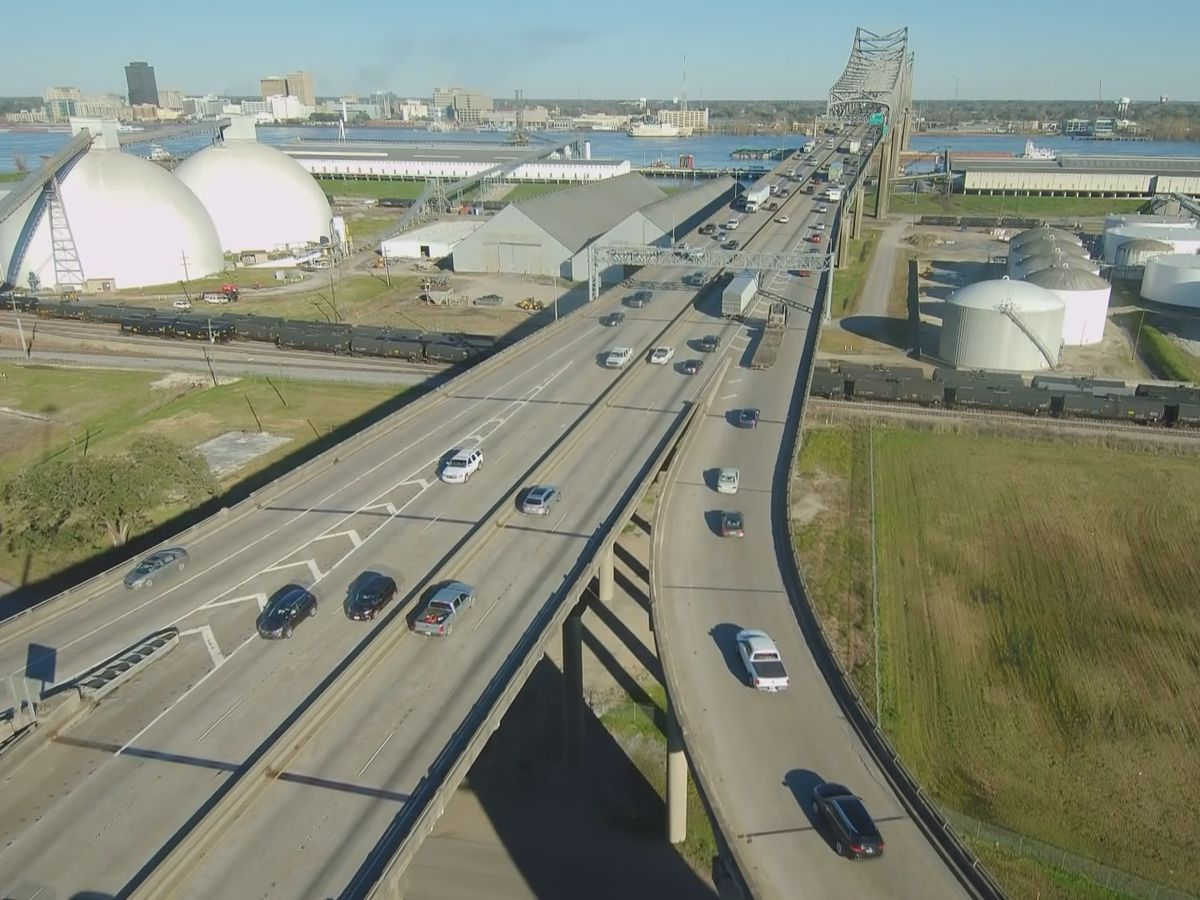 What could a new Baton Rouge bridge look like?