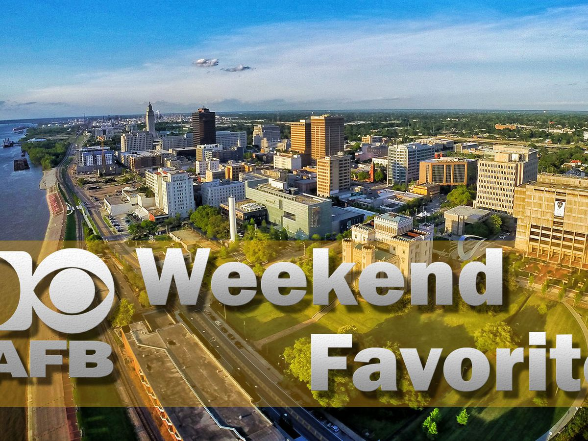 WAFB's Weekend Favorites brings you an inside look at our favorite local weekend activities