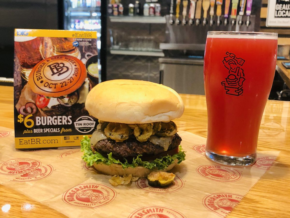 DIG Baton Rouge kicks off 3rd annual Burger & Beer Week