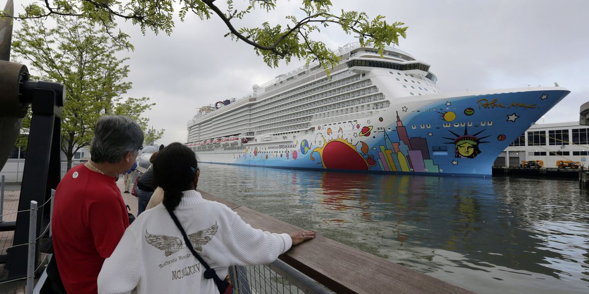 Norwegian Cruise Line threatens to skip Florida ports