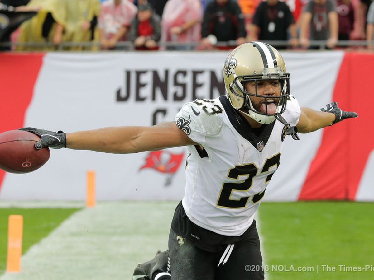Saints open as a touchdown favorite on the road at Carolina