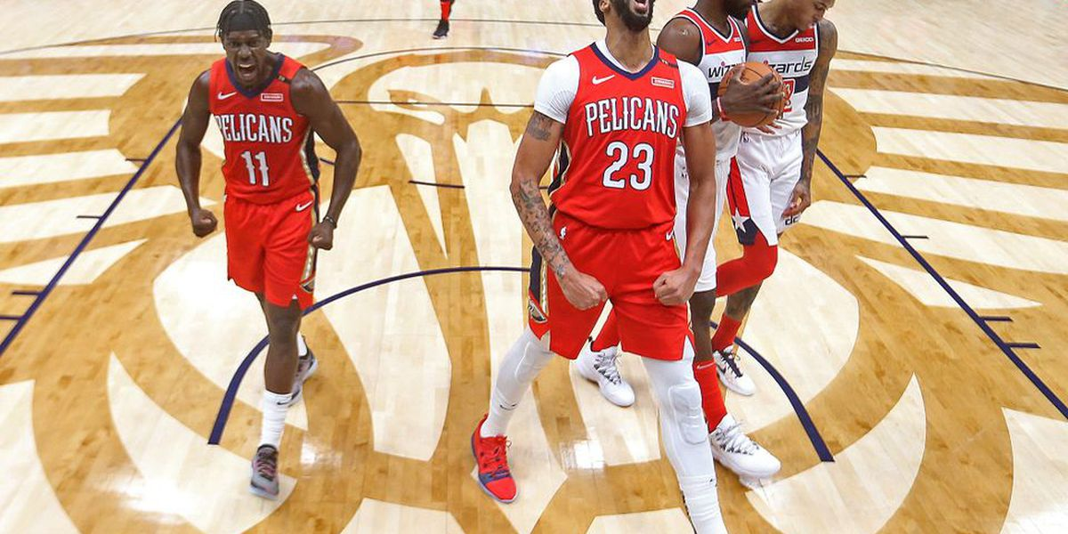 Hagan's Top 10 Pelicans / Hornets in franchise history
