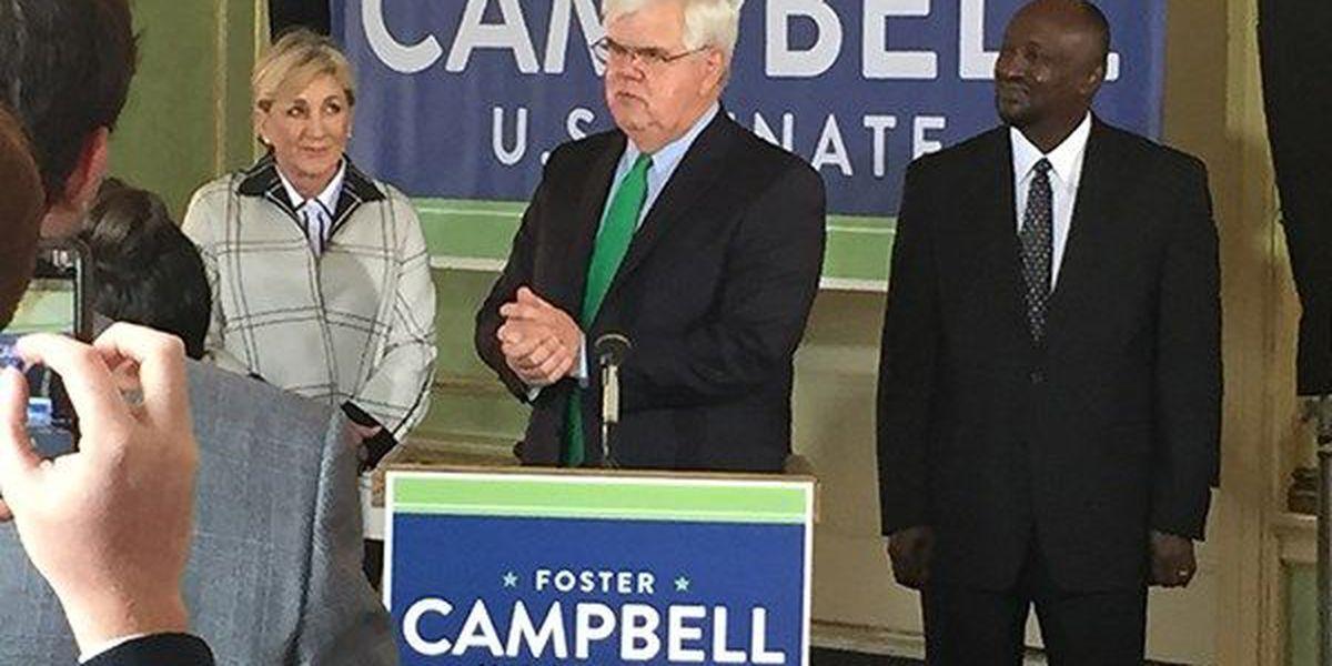 Foster Campbell to speak at Press Club Nov. 28