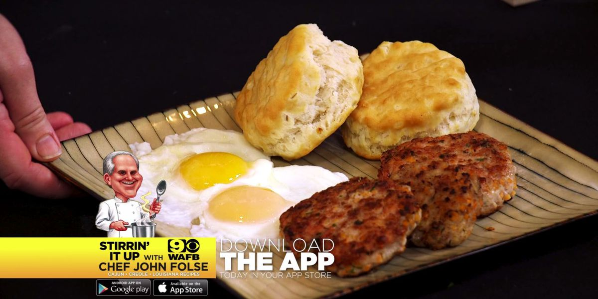 Pork and Yam Breakfast Sausage