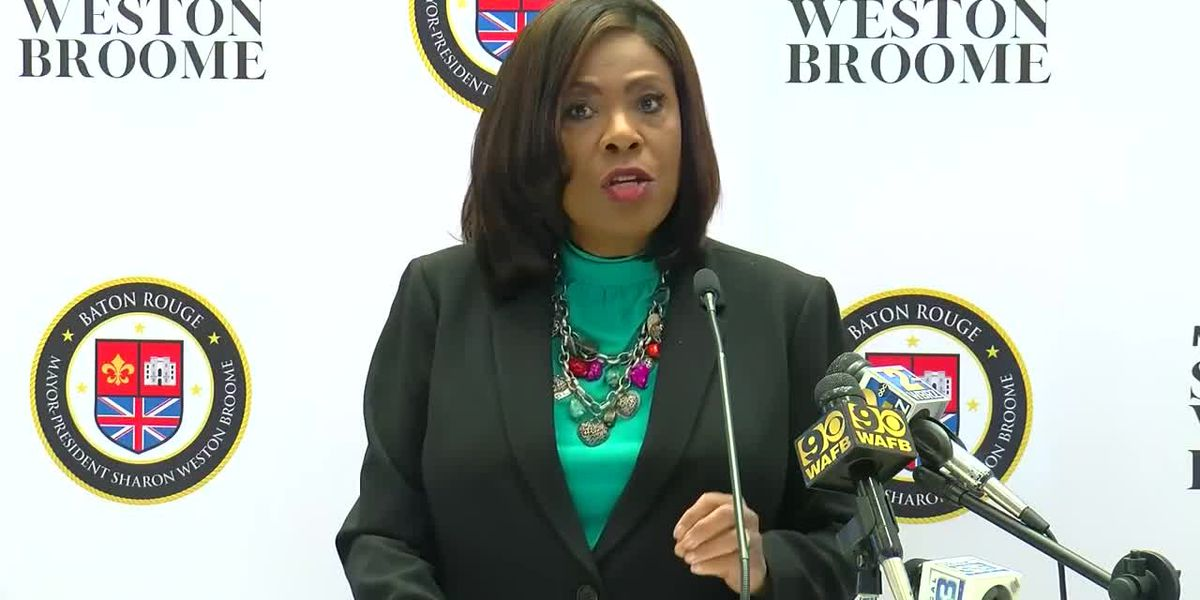 Mayor Broome releases statement on Baton Rouge Mardi Gras